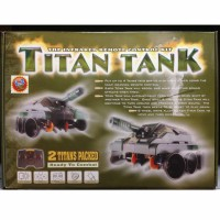 Titan Tank Kit Twin Pack