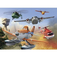 Disney Planes Firefighing & Rescue 100 Piece Jigsaw Puzzle