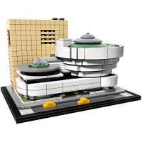 Solomon R. Guggenheim Museum Construction Set by LEGO Architecture