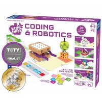 Kids First Coding & Robotics Science Kit