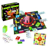 Science Explosion The Magic School Bus Board Game