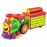 Alphabet Express Remote Control Train