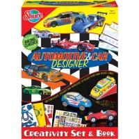 Car Designer Creativity Set & Book