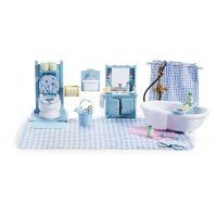 Calico Critters Master Bathroom Set