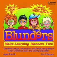 Blunders - Kids Manners Teaching Game