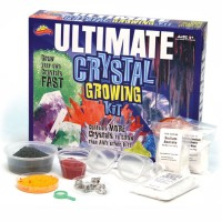 Ultimate Crystal Growing Science Kit