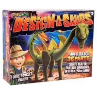 Design-a-Saurs Build a Dinosaur Set