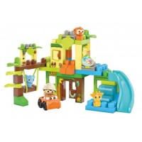 Dino Safari Building Playset