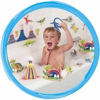 Dinosaur Bath Playset