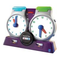 Teach Elapsed Time Clock Toy