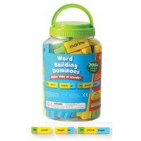 Word Building Dominoes Language Learning Set