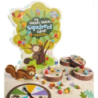 The Sneaky, Snacky Squirrel Strategy Game