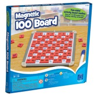 1-100 Magnetic Board & Tiles Math Set