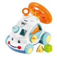 Toddler Manipulative Activity Auto Toy