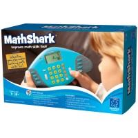Math Shark Practice Math Skills Electronic Game