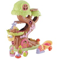 Fairy Tree House Playset