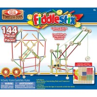 Fiddlestix Classic Wooden 144 pc Building Set
