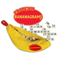 French Bananagrams Word Game