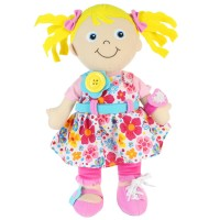 Learn to Dress Doll - Emily