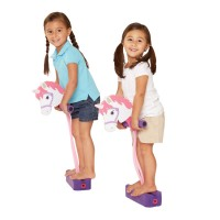 Girls Unicorn Pogo Jumper