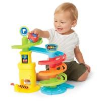 My First Zoomin' Garage Toddler Playset