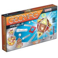Geomag Kids Panels 104 pcs Magnetic Building Set