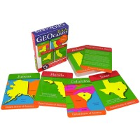 Geo Cards USA - Geography Card Game