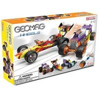 Geomag Wheels Fantasy Race Set - 52 pcs