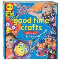 Kids Craft Kit - Good Time Craft - Alex Toys