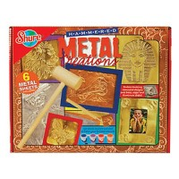 Hammered Metal Creations - Metal Craft Kit