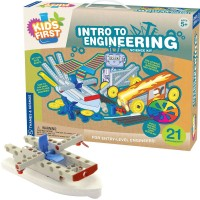 Intro to Engineering Kids First Science Kit