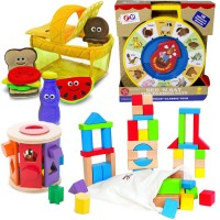 Cognitive Toys Developmental Kit for Toddlers 12-24 Months