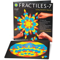 Fractiles Magnetic Mosaic Tiles Toy Fractiles-7