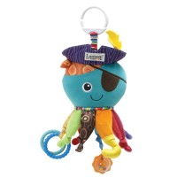 Lamaze Captain Calamari Soft Baby Toy