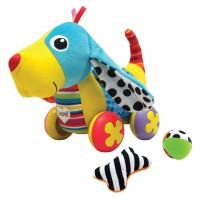 Lamaze Push Along Pup Baby Activity Toy