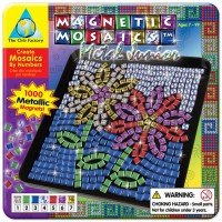 Mosaics for Kids - Magentic  Metal Jr.