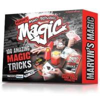 Marvin's Mind Blowing Magic 100 Magic Tricks Set