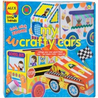 My Crafty Cars Craft Kit