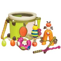 Parum Pum Pum 7 pc Musical Instruments Set