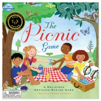 Picnic Decision Making Spinner Game