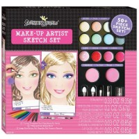 Project Runway Photo Folio Real Images Make-Up Artist Set