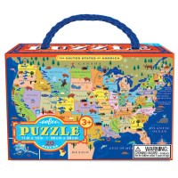 USA Map 20 pc Jigsaw Puzzle