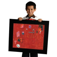 Famous Painting Art Kit - Red Studio by Matisse
