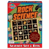 Rock Science - Science Set & Book