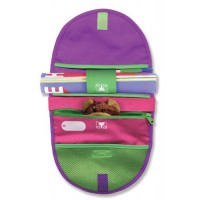Saddle Bag for Trunki Suitcase Ride-On - Pink