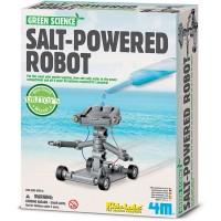 Salt Water Power Robot Science Kit