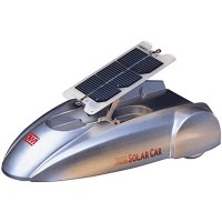 Solar Car Kit Model Building Toy