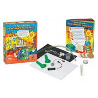 Solar Energy - the Magic School Bus Science Kit