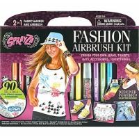 Sprayza Fabric Fashion Airbrush Large Kit