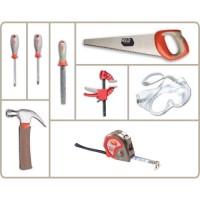Kids 8 pc Real Tools Toolset